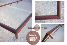 Tubolari in Acciaio Corten_Corten Tube Steel / www.cuadra.it