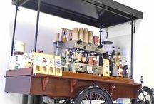 Mobil Coffee Carts
