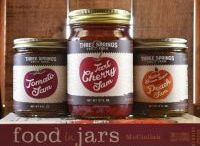 The Pantry / Our farm fresh goods, in cans! Jams, sauces, juices and more!