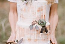 The Dessert Cake / Weddings & Elopements / Cake and dessert ideas for your wedding or elopement : decoration, taste, colours, style