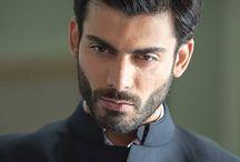 Men in Vogue ~ Fawad Khan