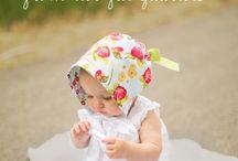 čepček pre baby