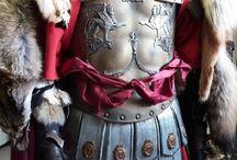 Maximus Gladiator, Germania Costume