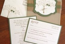 Wedding Ideas - Stampin Up