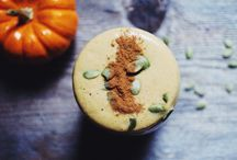 Smoothies for Fall - Immune Boosters