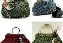 Tejidos a Crochet / Moda. Complementos a crochet