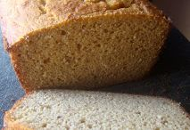 Grain free white bread