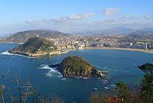 San Sebastian Spain / San Sebastian is for foodies and beach bunnies like me!