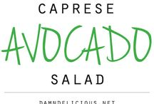Salads / by Stephanie Johnson-Woolley