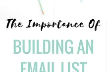 Email Marketing / Email marketing and Subscriber list