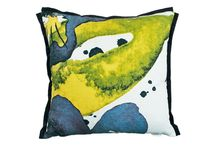 Pillows / Pillows and pillow cases designed by Swedish designer Linda Svensson Edevint.