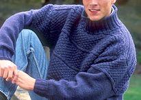 mens knitting