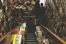 Kirjat, kirjastot, kirjakaupat / Books, libraries, book shops