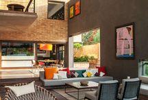 Casas / interiores y exteriores / by J Hector Juarez