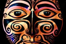 World Masks (Fine Art)  / World Masks for my Fine Art GSCE.
