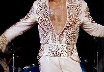 Elvis Presley concert photos / by Anne Bransford