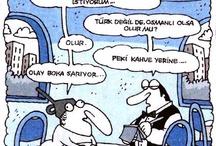 Karikatür cartoon