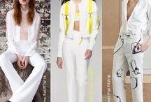 #fashion #whites #style #trend #fashion-trend #fashion-alert #women's fashion / #style #white #runway #fashion trend #style trend #women's fashion #trendy