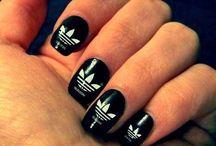 νύχια adidas