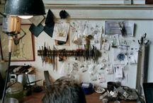Ötvös, ékszerkészítő munkák / goldsmith's work, ötvös, ékszer, Jewelry