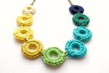 Collares Crochet
