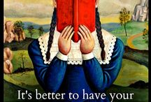 Books, Books, Books! / by Cyndee Nieves