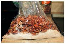 ořechy, müsli - nuts,...