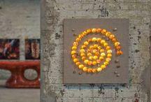 Lightobjects- & installations // Lichtobjecten-& installaties / Lightobjects- and installations