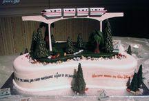 Monorail birthday party ideas