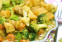 ♥♥Vegetarian/Vegan - Meatless recipes♥♥ / Selection of Vegetarian and Vegan recipes for those who do not eat meat.