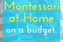 Montessori Education / Resources for Montessori based learning activities. #Montessori #MontessoriToddler #MontessoriBooks #MontessoriEducation