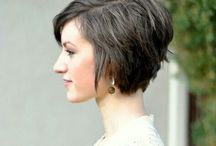 Hairstyle - short hair