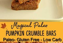 Low Carb Fall Recipes
