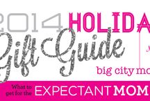 Holiday Gifts 2014 - Expectant Mom / by Big City Moms