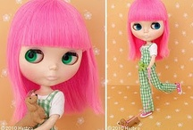 Blythe Dolls / by Amy- Actually Amy