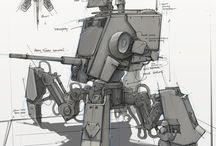 Fiction destructin machines