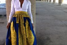 African Hallelujah / African Inspired Fashion