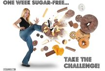 Going sugar-free / All the latest from my website www.exsugarholic.com on how to lead a healthy life free of sugar, gluten and dairy.
