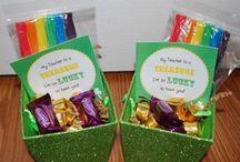teacher idea gifts / by Janine Walsh