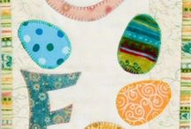 Easter Quilts / by Carolyn Choiniere