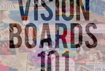 ☼Cast A Vision☼ / Every vision needs some kind of planning. Check out our pins for some of E&L Global Communication's top tips on creating a vision board to help you get there!