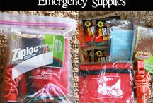 Emergency Preparedness / by Nichole Diluzio