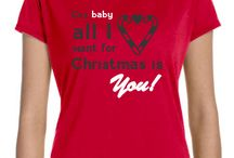 Christmas Designs / These are all Christmas designs made on our online shirt designer! You can create your own shirts here: http://www.bigcitysportswear.com/designtool/index/index/id/35007/