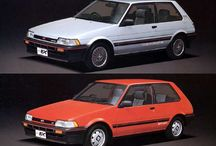 Toyota / Old Toyota's