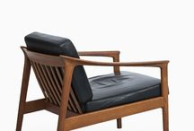 chair seat -leather
