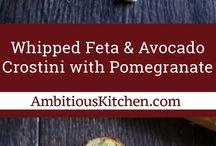 Avocado Recipes / Healthy, delicious avocado recipes.
