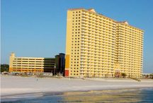 Calypso Resort - Panama City Beach / The Calypso Towers and Beach Resort is the most popular resort in Panama City Beach. It is across the street from the Pier Park dining/shopping/entertainment complex and 200 yards from the Dan Russell Fishing Pier. #Calypso #PanamaCityBeachCondos #Vacation