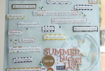 Summer / What it should look like, and what it does actually look like, things to do and places to see.