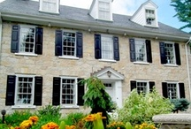 The Bed & Breakfast / Our historic B&B building originally build ca 1751 / by Silverstone Inn and Suites