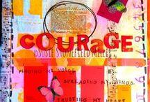 My Art Journals / Www.susiestonefieldmiller.com / by Susie Stonefield Miller